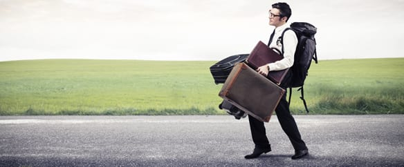 Traveling Tips to Benefit your Back and Body